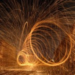light painting - photography by sabrina lee