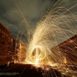 light painting - photography by anthony wong